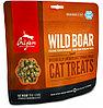 Сублимированное лакомство для кошек всех пород Orijen Wild Boar дикий кабан