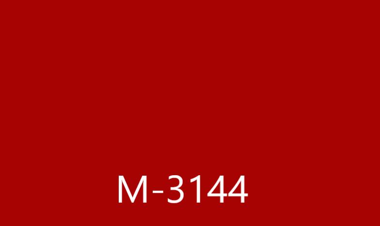 Виниловая пленка ОРАКАЛ  Красный цвет М3144