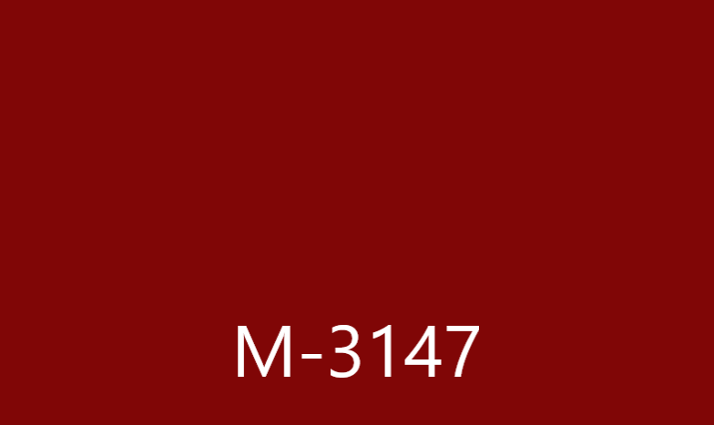 Виниловая пленка ОРАКАЛ  Красный цвет М3147