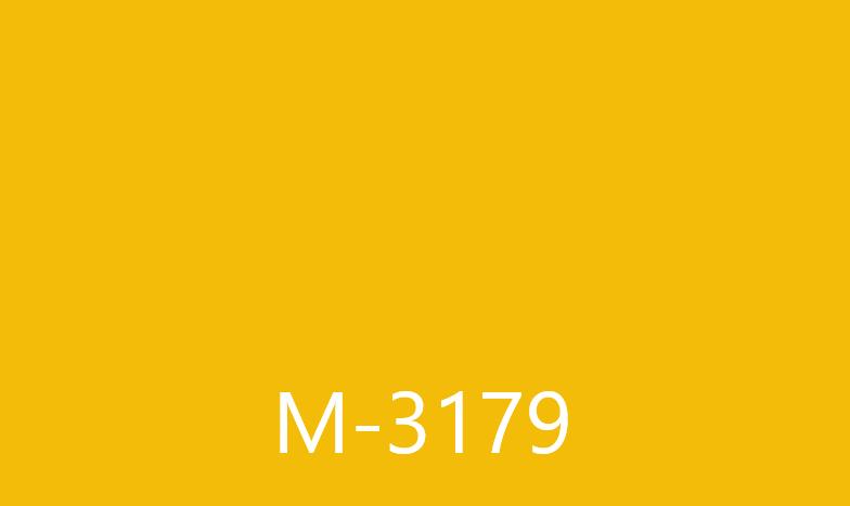Виниловая пленка ОРАКАЛ  Желтый  цвет М3179
