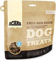 Лакомство для собак всех пород Acana Free-Run Duck Dog treats утка, груша