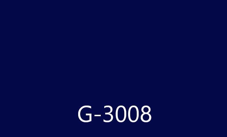 Виниловая пленка ОРАКАЛ  Темно-cиний цвет G3008