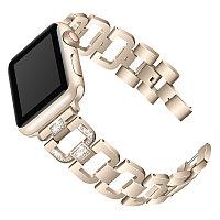 Ремешок для Apple Watch со стразами