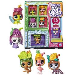"""Hasbro Littlest Pet Shop Игровой набор """"Петы в холодильнике"""" (зеленый)"""
