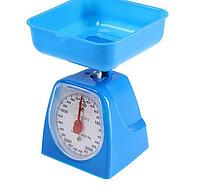 Весы кухонные LuazON LVKM-501, до 5 кг, шаг 40 г, чаша 1200 мл, пластик,, фото 3
