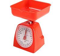 Весы кухонные LuazON LVKM-501, до 5 кг, шаг 40 г, чаша 1200 мл, пластик,, фото 4