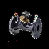 Балансировочные клапаны фланцевые типа MSV-F2 с измерительными ниппелями