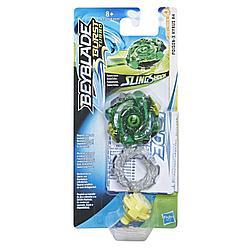Hasbro Bey Blade СлингШок Волчок Бейблэйд Poison-X Hyrus H4 D30 / TS01-S