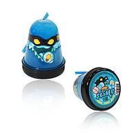 "Лизун Slime ""Ninja"", светится в темноте, синий, 130г."