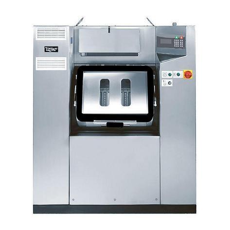 Промышленная стиральная машина UMB360, фото 2