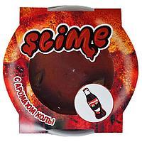 "Лизун Slime ""Mega"" с ароматом колы, 300 г."