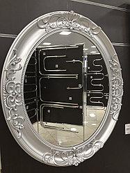 Зеркало 6575 Серебро    ***
