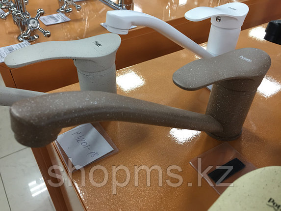 Смеситель Potato P4201-15X Кухня с длин. изливом, фото 2