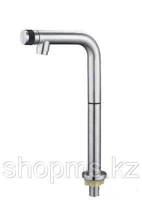 Смеситель на одну воду Solone SOL14-A630 МОНО гайка  **