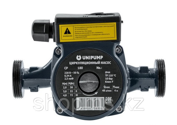 Циркуляционный насос UNIPUMP CP 32-60 180, фото 2