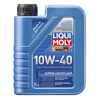 9503 Моторное масло Liqui Moly SUPER LEICHTLAUF 10W40 1литр