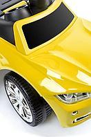 Машинка-каталка Happy Baby Jeepsy yellow, фото 1