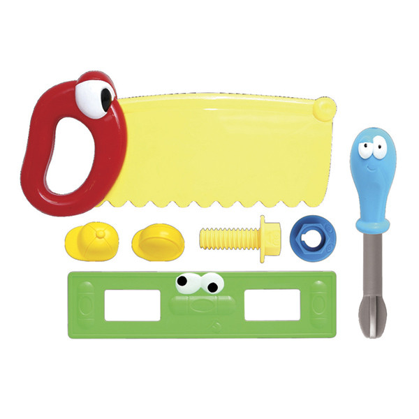 Игровой набор инструментов Boley из 7 шт