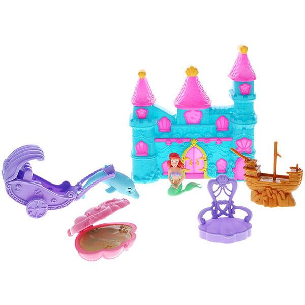 Игрушка Boley Маленький замок Русалочки