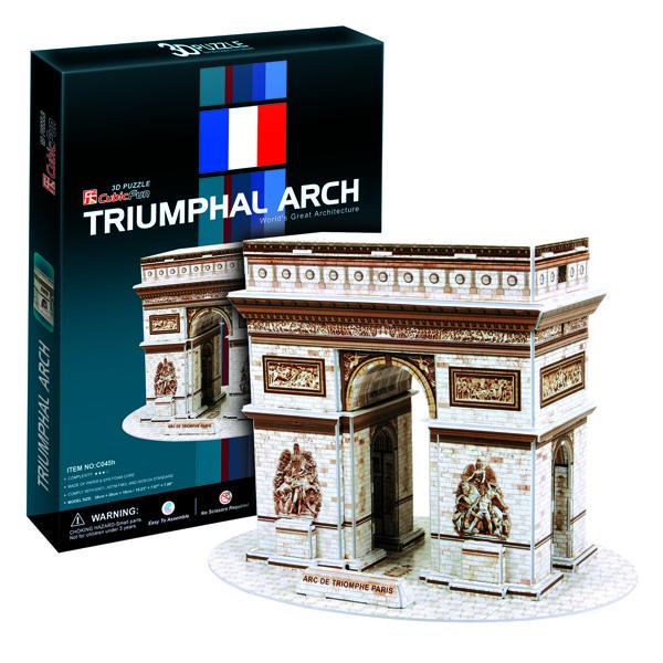 Игрушка  Триумфальная арка (Франция)
