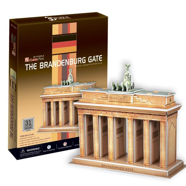 Игрушка  Бранденбургские ворота (Германия)