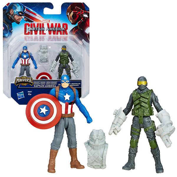 Игровой набор из 2 фигурок Мстителей