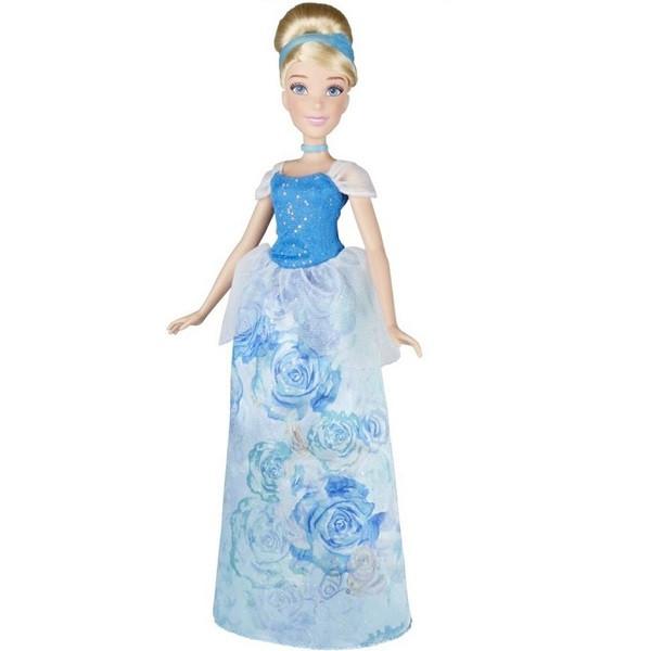 Игрушка Классическая модная кукла Принцесса. (В ассортименте: Ариэль, Золушка и Рапунцель)