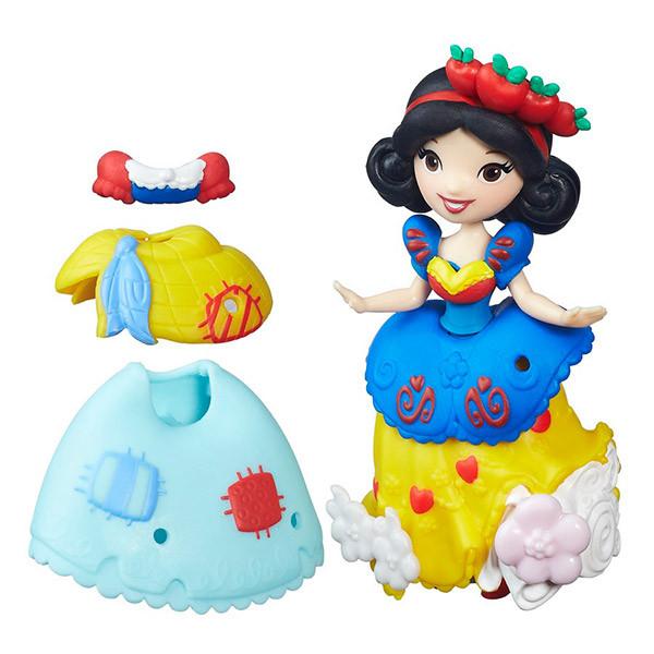 Игровой набор маленькая кукла и модные аксессуары в ассорт.
