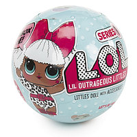 Игрушка-кукла-сюрприз LOL в шарике, фото 1