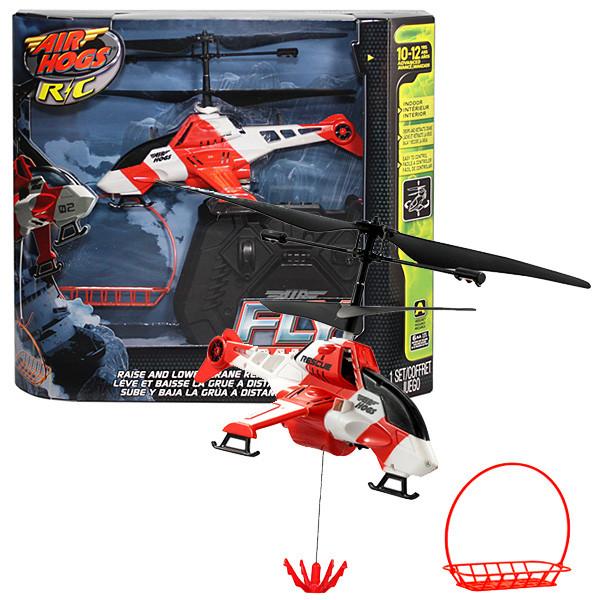 Игрушка AIR HOGS Вертолет - подъемный кран