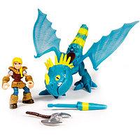 Игрушка Dragons Набор дракон и всадник (Громгильда)