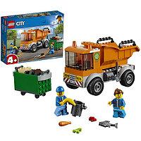 Игрушка Lego City (Лего Город) Транспорт: Мусоровоз, фото 1