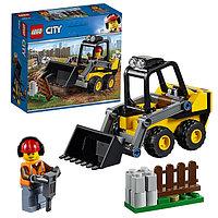 Игрушка Lego City (Лего Город) Транспорт: Строительный погрузчик, фото 1