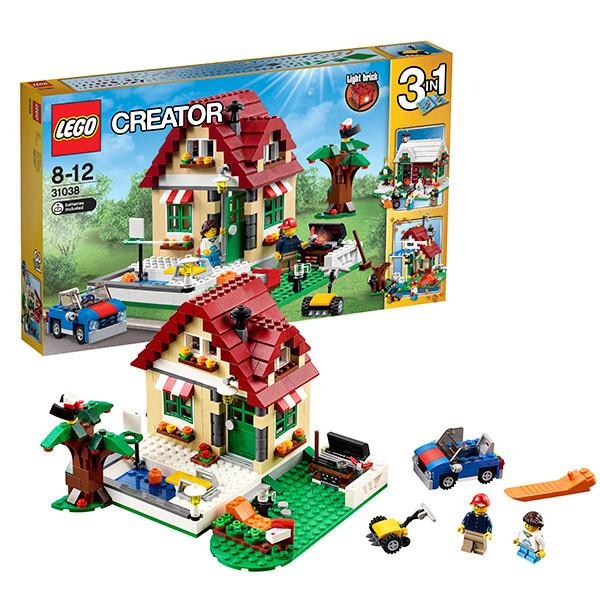 Игрушка Lego Creator (Лего Криэйтор) Времена года