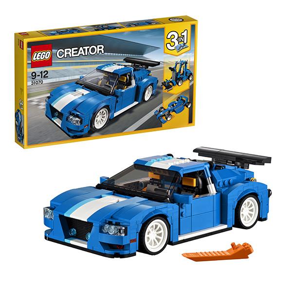 Игрушка Lego Creator (Лего Криэйтор) Гоночный автомобиль