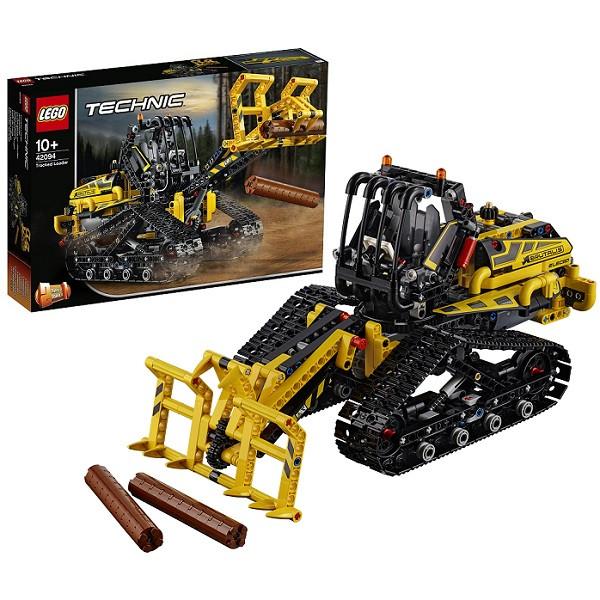 Игрушка Lego Technic (Лего Техник) Гусеничный погрузчик