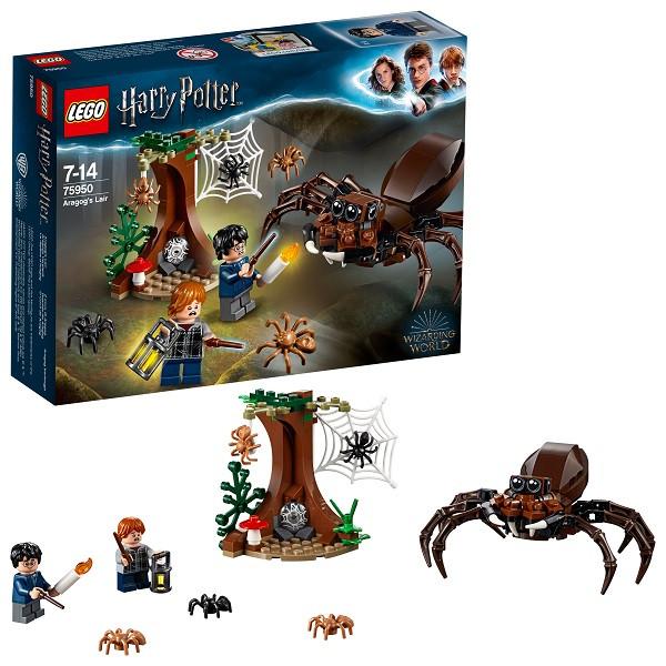 Игрушка Lego Harry Potter (Лего Гарри Поттер) Логово Арагога™