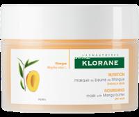 KLORANE Интенсивная питательная маска с манговым маслом