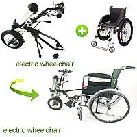 Электрический привод 36v 350w для механических инвалидных колясок.