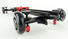 Kamerar SD 2в1 /60см / слайдер+скейтер/ без головки, фото 3