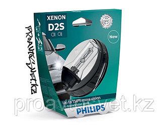 Лампа ксеноновая D2S Philips Xenon X-tremeVision gen2 (4800K)