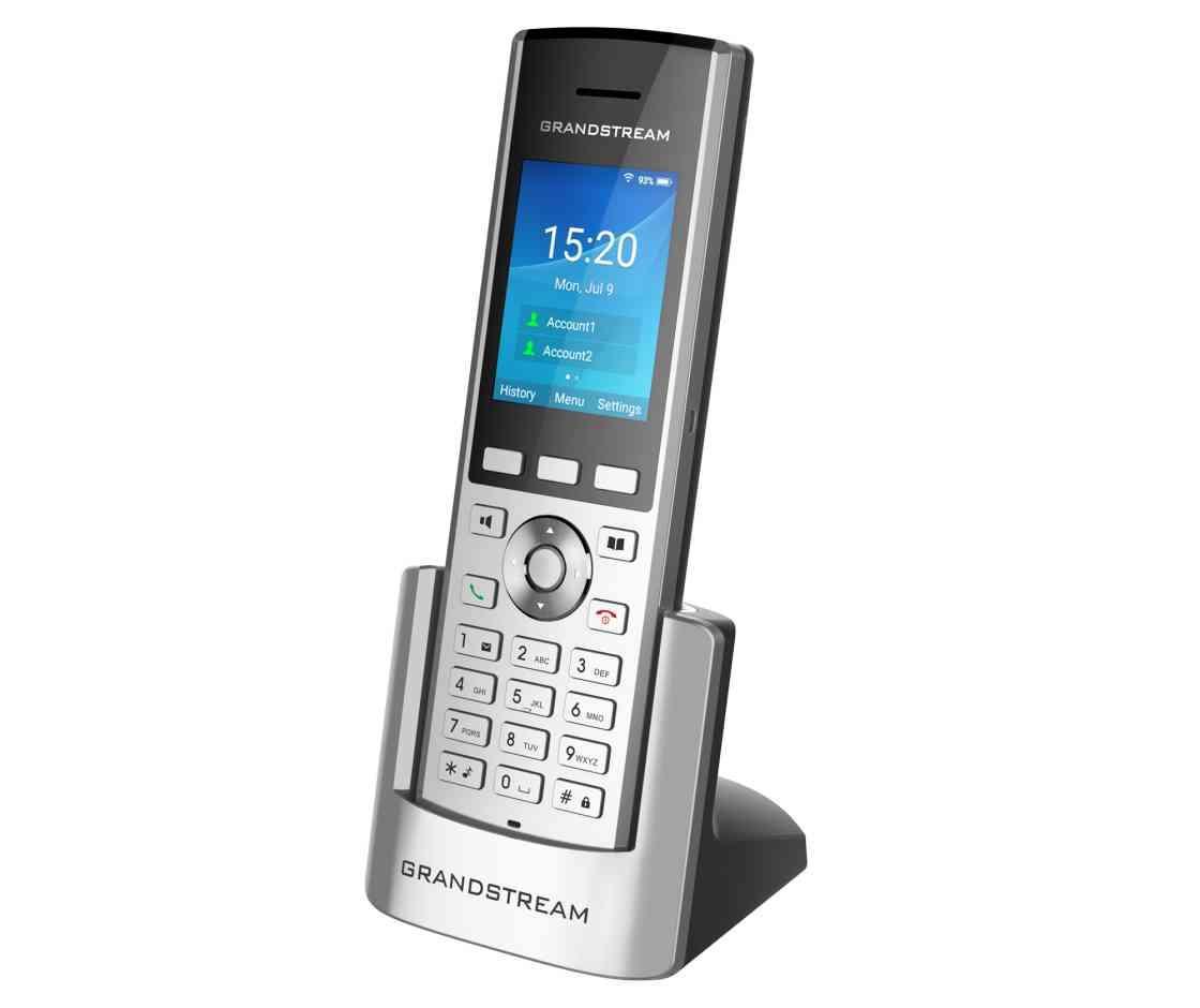 IP WiFi телефон Grandstream WP820