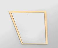 Декоративная планка LXL-PVC 86x140 для лестниц FAKRO, фото 1