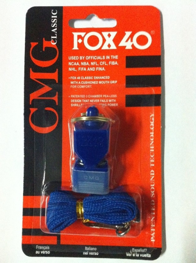 Свисток Fox