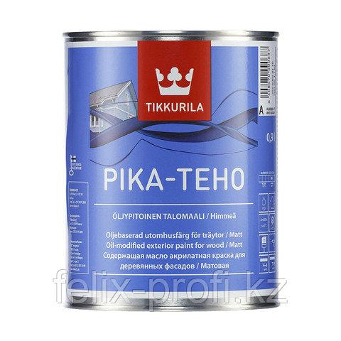 PIKA-TEHO A  краска для домов 0,9 л.