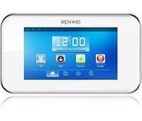 "KW-S702TC монитор видеодомофона цветной 7"", белый, фото 1"