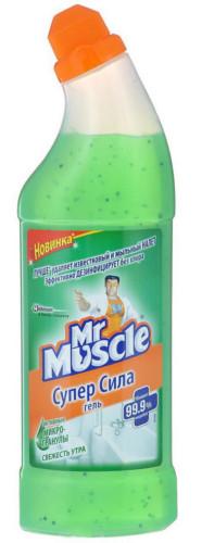 Мистер Мускул для ванной и унитаза