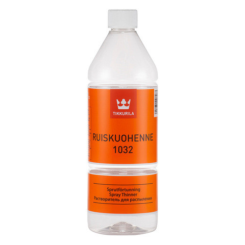 RUISKUOHENNE 1032 растворитель 1 л.