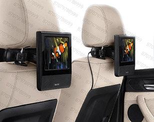 Подголовники DVD, навесные планшеты Android для задних пассажиров