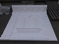 Декоративные изделия/элементы из пенопласта для оформления фасада здания